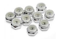 M4 Nylock Silver Pk10 - ed130057