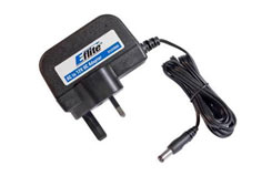 E-FLITE AC to 12v DC Power Supplie - eflc4000uk