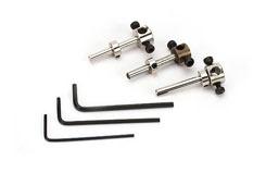 60-120 Adjustable Axles - eflg404