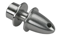 Prop Adaptor Shaft + Collet 1/8 - eflm1923
