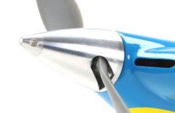 1.50inch Aluminum Bullet Spinner - eflsp150b