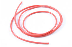 Etronix 12Swg Silicone Wire  Red - et0672r