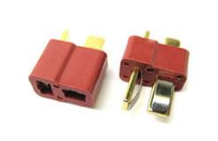 Etronix Deans Plug (1M/1F) - et0787