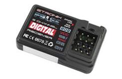Etronix GFSK 3 Channel 2.4GHz Rx - et1095