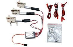 Flyfly Trike Electric Retract Set - f-ff1106