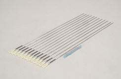 Nylon Clevis W/12inch Rod 2-56 (Pk12) - f-gpmq3773