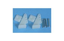 Nylon Control Horns - Large (Pk2) - f-gpmq3901