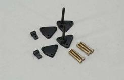 Adjustable Control Horn (Pk2) - f-mg120