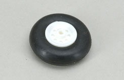 Tail Wheel - 1inch/25Mm (Ea) - f-raa1201