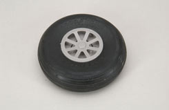 Scale Wheel-Straight Tread(3.75inch/Pr - f-rb117