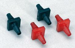 1/8inch Id Straight Tube Coupler(Pk4) - f-rb223