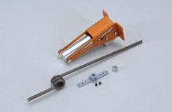 105Deg Firewall Nose - 5/32inch Wire - f-rb517w1