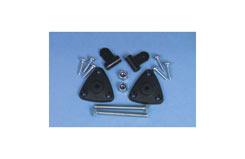 Adjustable Aileron Horns (Pr) - f-rca195