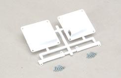 Wing Servo Mounting Set-Micro (Pr) - f-rca210