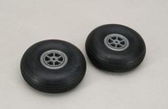 Treaded Rubber Wheel - 101Mm (Pk2) - f-rmx3101