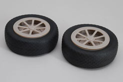 Treaded Airwheel (Pr) - 5inch (125Mm) - f-rmx4125