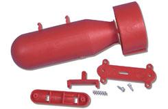 Bomb W/Servo Release Mechanism - f-sl059