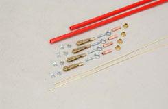 Sullivan Pull-Pull Cable Kit 100Lb - f-sln521
