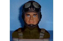 Pilot - Painted WW11 109/Mig/Mac/AT - f-vq-ap03