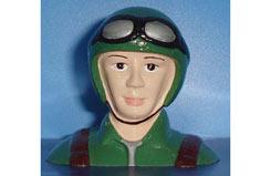 Pilot - Painted WW11 Kawasaki 60-90 - f-vq-ap07