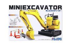 1:32 Mini Excavator - f01177