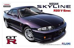 1:24 Nissan R33 Skyline GT-R V-Spec - f03882