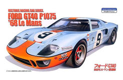 1:24 Ford Gt-40 Le Mans 1968 Winner - f12131
