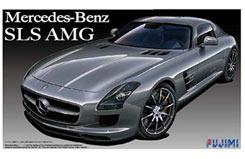 1:24 Mercedes-Benz AMG SLS - f12392