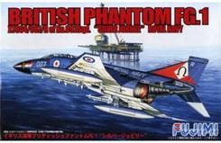 Fujimi 1/72 British Phantom I Fg.1 - f27044
