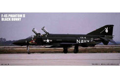1/72 F4S/J Phantom II Black Bunny - f72180