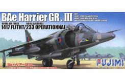 1:72 Royal Air Force BAe Harrier - f72208