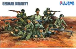 Fujimi 1/76 WW2 German Infantry - f76025