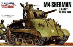 Fujimi 1/76 U.S M4A3 'Sherman' - f76220
