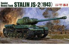 Fujimi 1/76 Russian Stalin JS-2 - f76222
