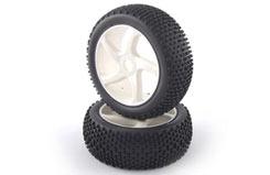 Fastrax 1/8 H Tread Tyre Set - fast0004