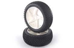 Fastrax 1/8th Buggy 'H Tread' Tyres - fast0005