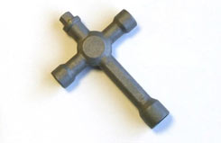 Fastrax Special Cross Wrench - fast624-2