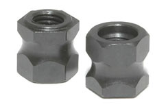 Fastrax Clutch Nuts (Pair) - fast906