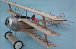 Fokker Tri-Plane Kit - fl1031