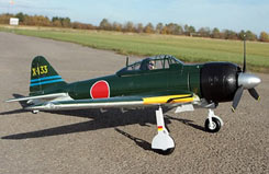 Fms Zero A6M3 Green - fs0124g
