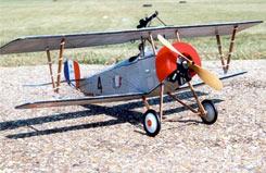 Nieuport 11 - g203