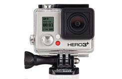 GoPro Hero 3+ Black Edition - gp1031