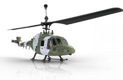 Hubsan Lynx 4 Channel Helicopter - h101b