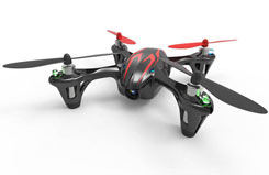 Hubsan X4 LED Quadcopter + Camera - h107c