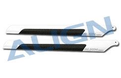 250D Carbon Blades - h25072t