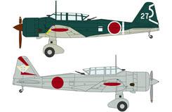 1:72 Mitsubishi Ki51 Type 99 Sonia - ha1972