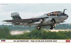 Hasegawa 1/72 EA-6B Prowler VAQ-135 - ha1981