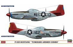 1:72 P-51D Mustang Tuskegee Airmen - ha1991
