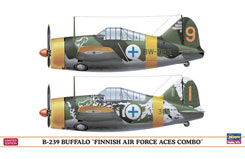 1:72 B-239 Buffalo Finnish Air - ha1992