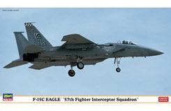 1:72 F-15C Eagle 57Th Fighter - ha2015